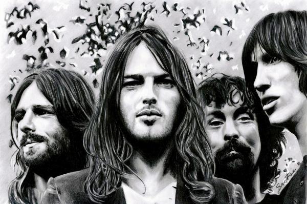 Pink Floyd by simoflame